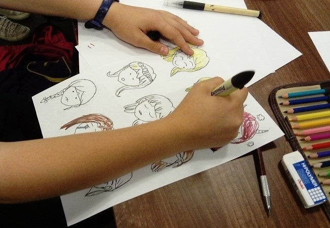 After School Manga Culb / Manga Class for Teen's
