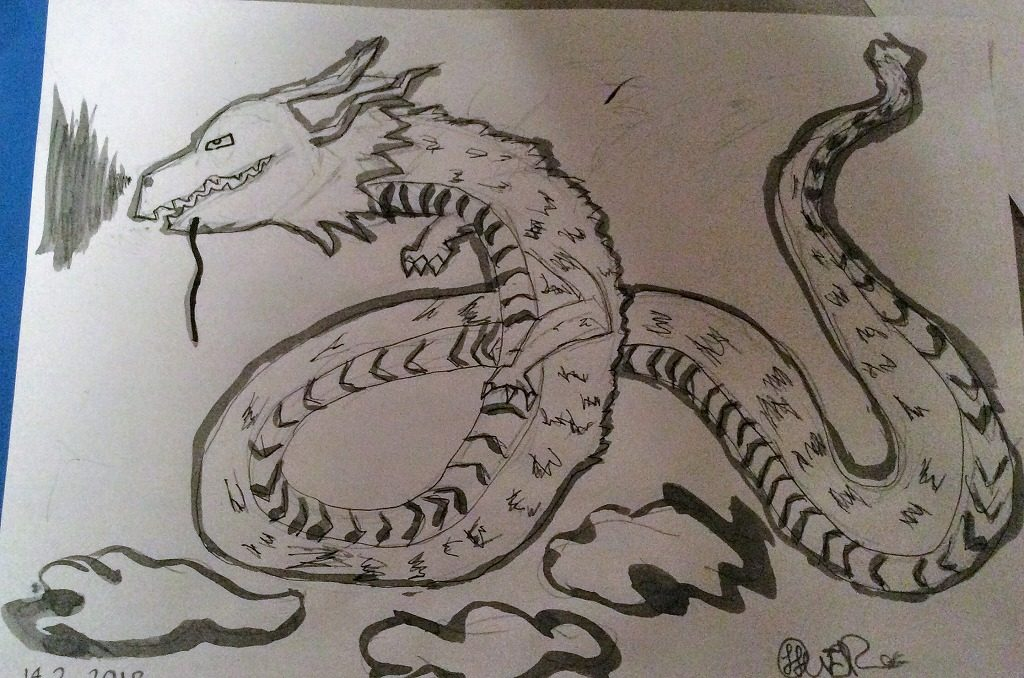 Let's Draw Dragons!